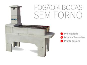 fogao-refracon-4-bocas-sem-forno