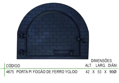 porta-ferro-forno